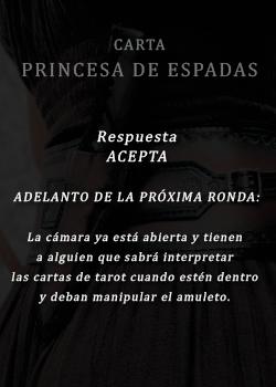 The ballad of Cleopatra · Priv. [fb] Princesa1