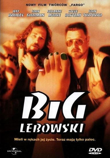 Big Lebowski / The Big Lebowski (1998) PL.AC3.DVDRip.XviD-GR4PE | Lektor PL