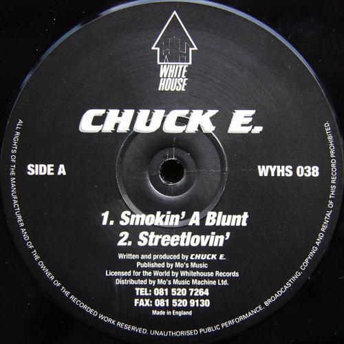 Chuck E. - The Chuck EP 1994