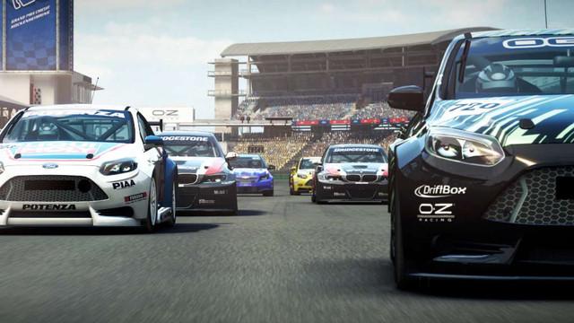 GRID Autosport: Complete Edition (xatab)