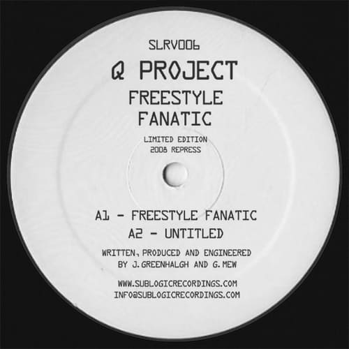 Download Q Project - Freestyle Fanatic EP mp3