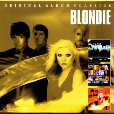 Blondie – Original Album Classic (3CD Box Set) (2011) FLAC