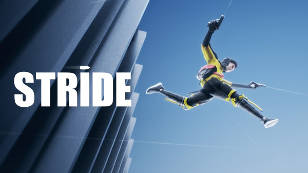 第一人称跑酷游戏《 STRIDE》將於2021年初登陸PlayStation VR STRIDE-02-02-21