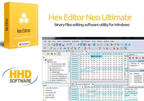 Hex Editor Neo Ultimate 6.44.00.6232