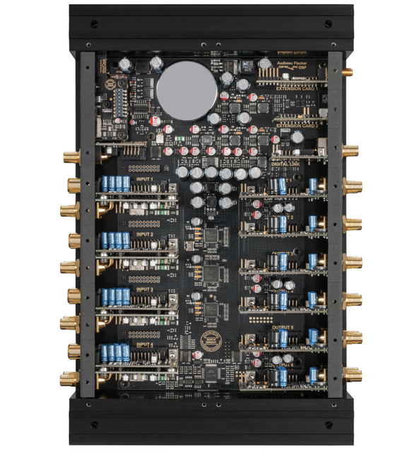 MiniDsp MiniShark avec ADSP21369 Brax-dsp