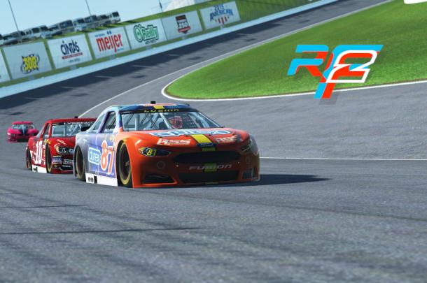 VRC NASCAR 2021 - Test Round - Kansas