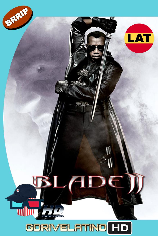 Blade II (2002) BRRip 1080p Latino-Ingles MKV