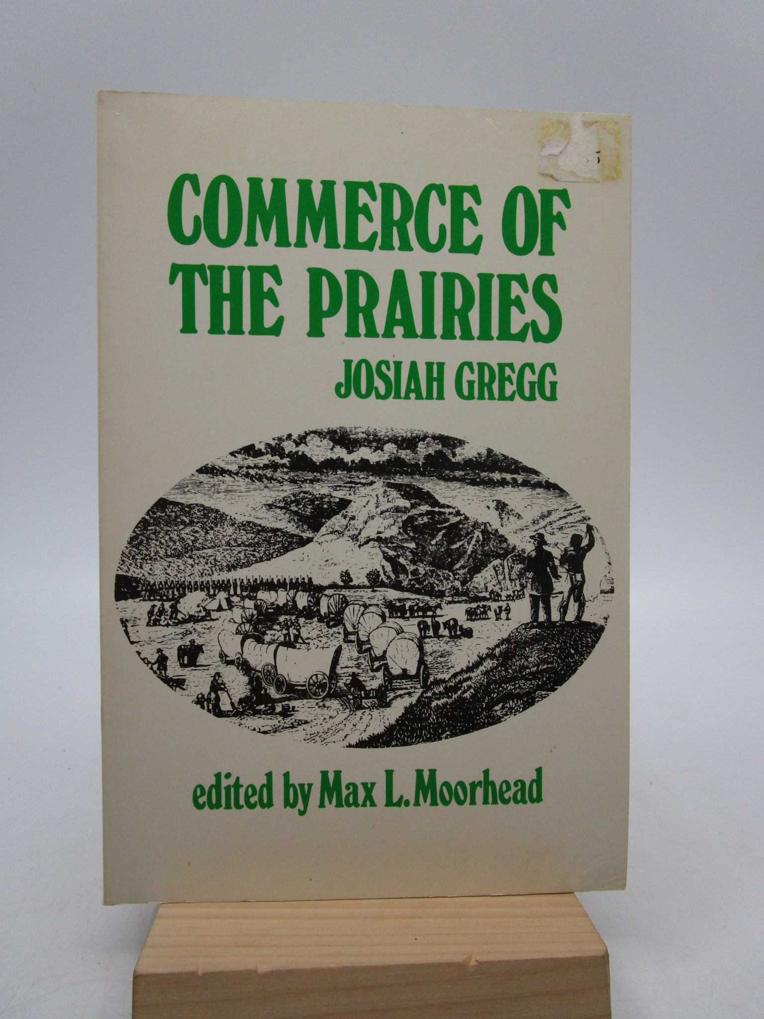 Image for Commerce of the Prairies (American Exploration and Travel Series)