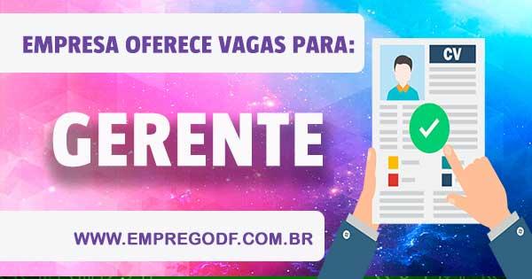 EMPREGO PARA GERENTE DE AÇOUGUE