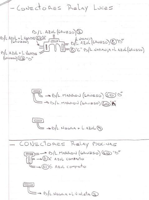 inst-electrica-74-80-delantera-6-Conectores-relay-luces