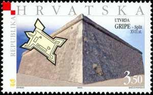 2004. year KULE-I-UTVRDE-UTVRDA-GRIPE-XVII-ST