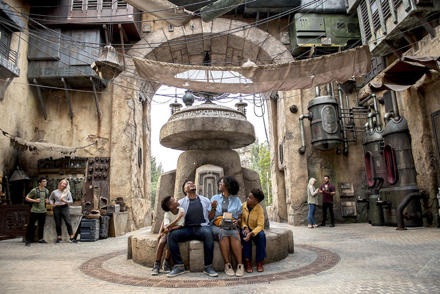 [Disneyland Park] Star Wars: Galaxy's Edge (31 mai 2019) - Page 7 SW7