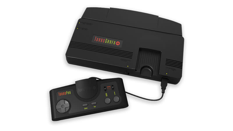 Konami Enters The Retro Mini Console Wars With The TURBOGRAFX-16 MINI