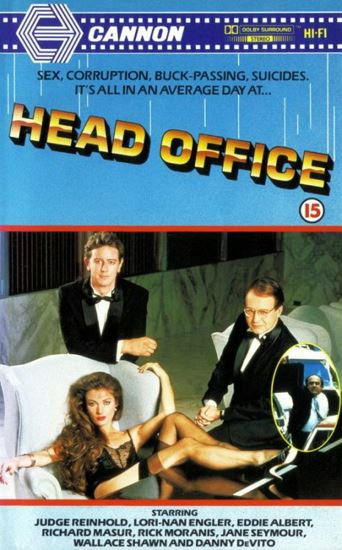 Centrala / Head Office (1985) PL.BRRip.XviD-GR4PE | Lektor PL