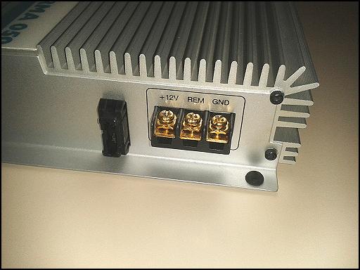 [VENDO] AMPLIFICATORE PROLINE RMA050 (Classe A/B) (Fabbricato In U.S.A.) PROLINE05