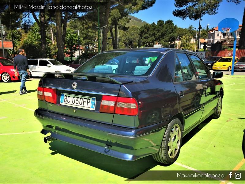 2019 - 19 Maggio - Raduno Auto d'epoca - Nicolosi Lancia-Dedra-HF-Turbo-2-0-162cv-93-BC030-FP-3