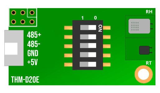 HRTM-D20-E-PCB2