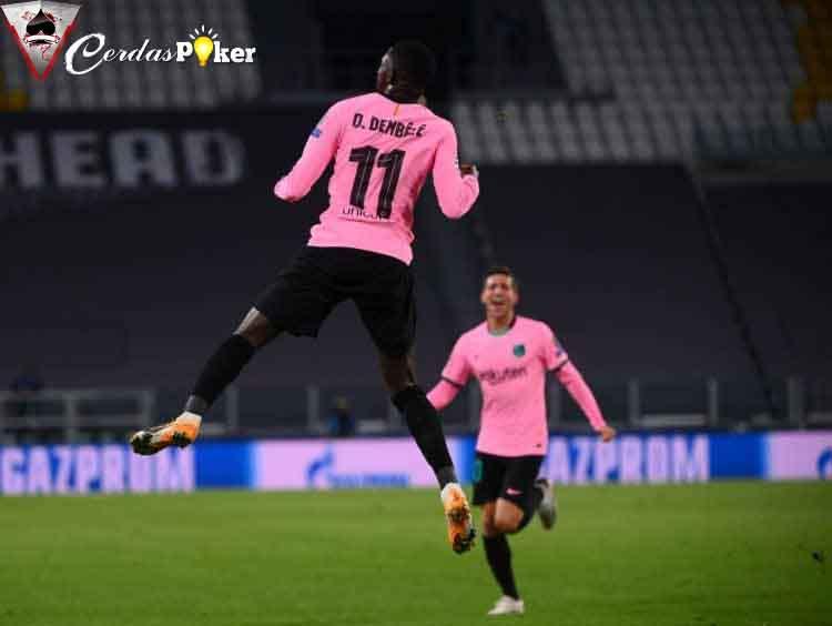 Hajar Juventus 2-0, Para Pemain Belia Barcelona Tampil Genius