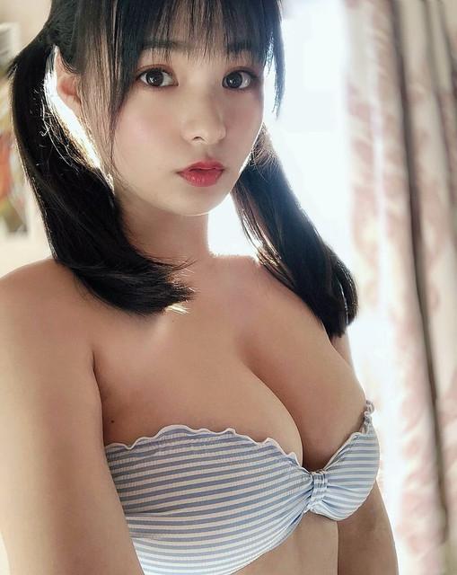 Hoshina Mizuki 星名美津紀 Selfie