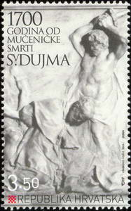 2004. year 1700-GODINA-OD-MU-ENI-KE-SMRTI-SVETOGA-DUJMA