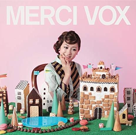 [Album] Maria – MERCI VOX