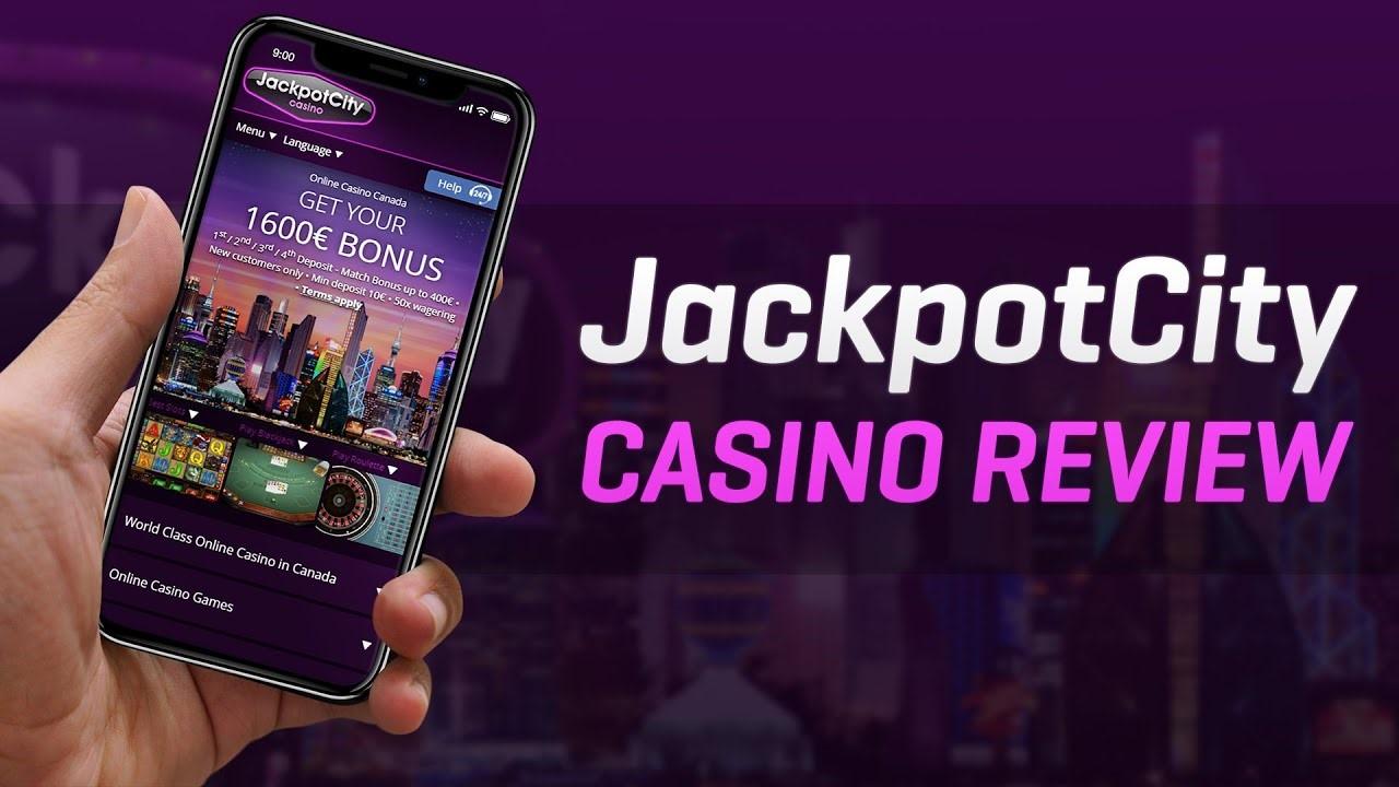 Jackpot City Casino Onlin