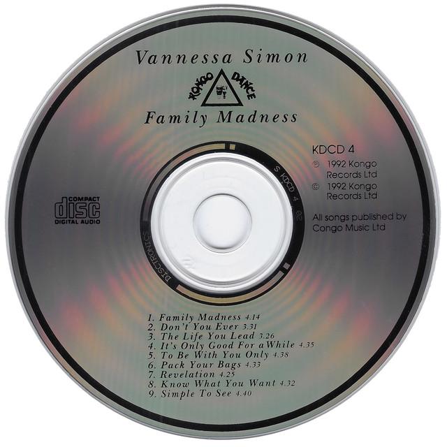 Vanessa-Simon-Family-Madness-CD