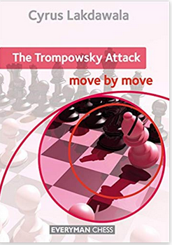 Trompowsky Attack: Move by Move (Everyman Chess)  - Cyrus Lakdawala (CB Format - PGN)  Capture