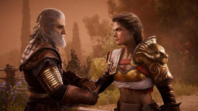 Assassin's Creed Odyssey - состоялся выход финального эпизода дополнения Наследие первого клинка