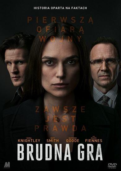 Brudna gra / Official Secrets (2019)