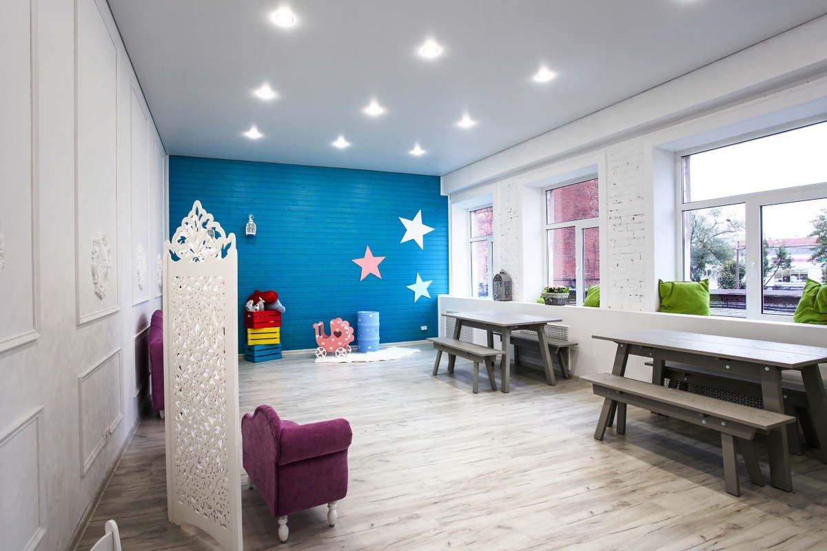 Аренда детского лофта для дня рождения и вечеринки. Youparty