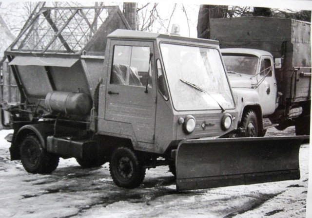Multicar-25