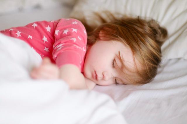 Здоровый сон ребенка 5-6 лет