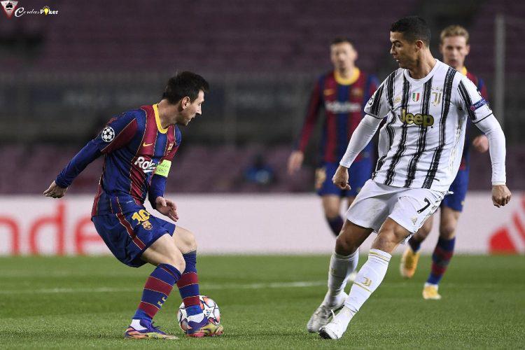 Setelah Dua Musim Padam, Persaingan Ronaldo dan Messi Menyala Lagi