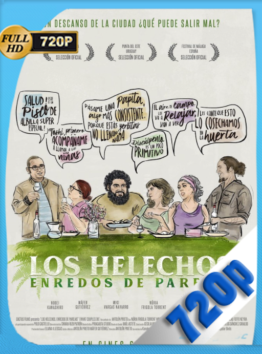 Los Helechos (2018) HD [720p] Latino [GoogleDrive] [zgnrips]