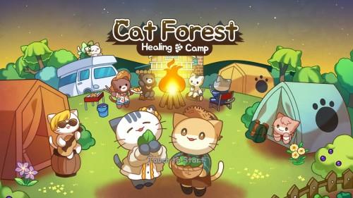 [ULASAN] Cat Forest, Bangunlah Perkemahan Dengan Kucing Lucu