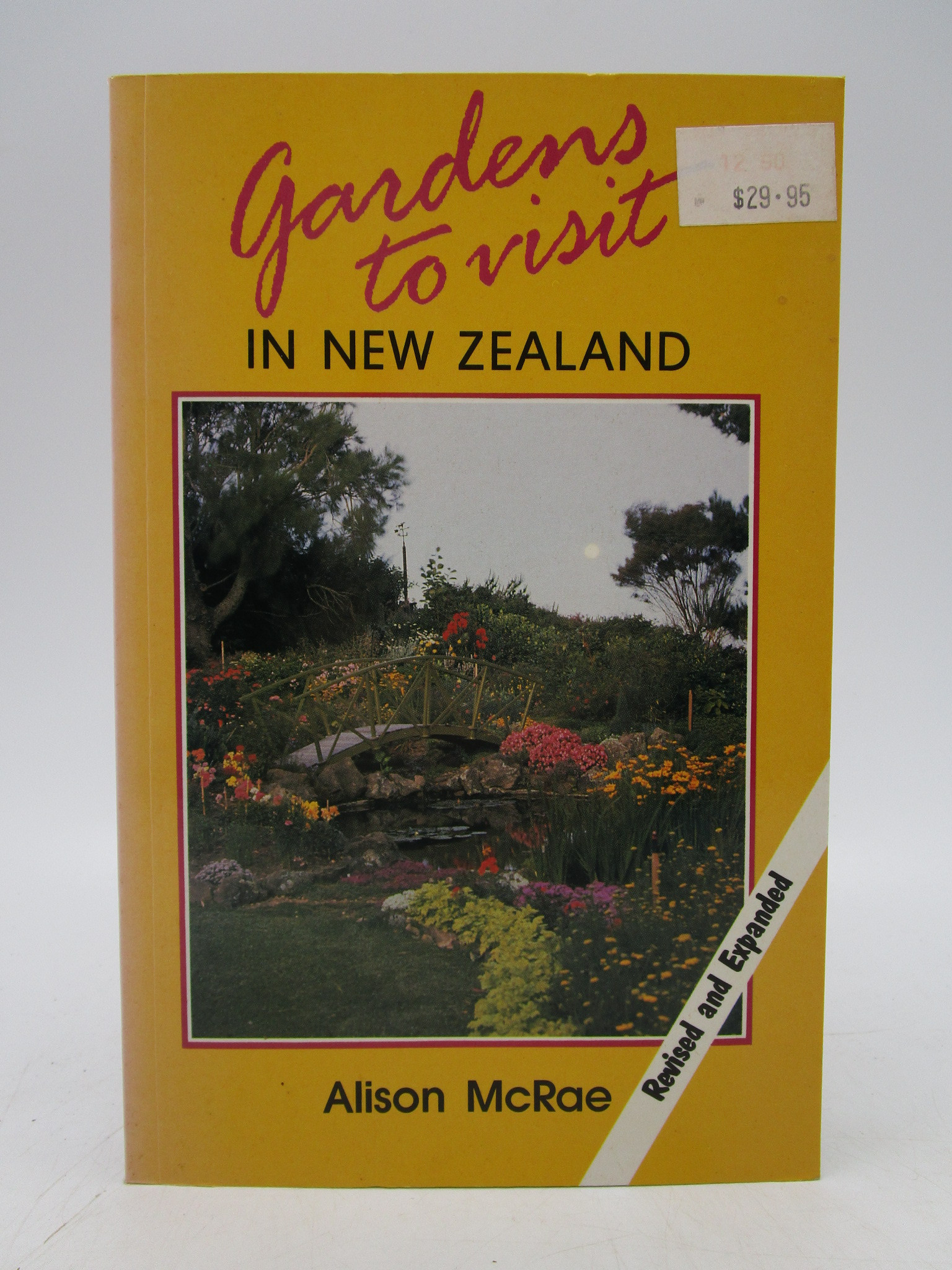 Image for Gardens to Visit in New Zealand