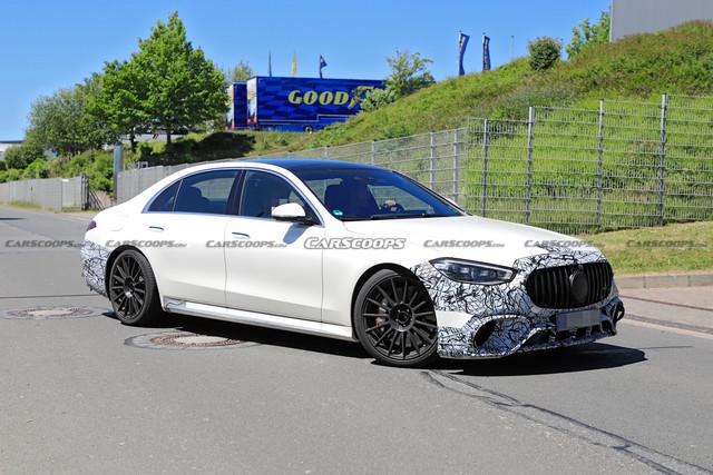 2020 - [Mercedes-Benz] Classe S - Page 23 EE2-C5595-DAD9-453-F-BA88-FEDE8489-DD9-B
