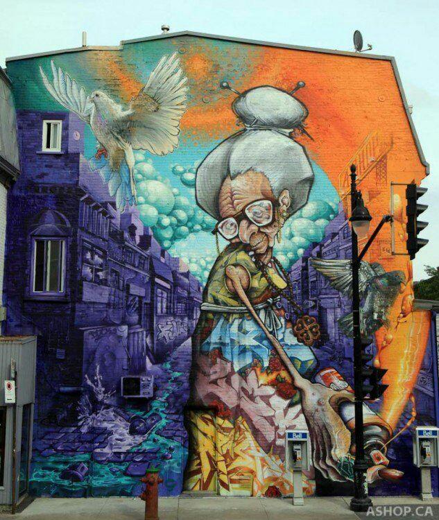 Arte callejero.  - Página 20 294