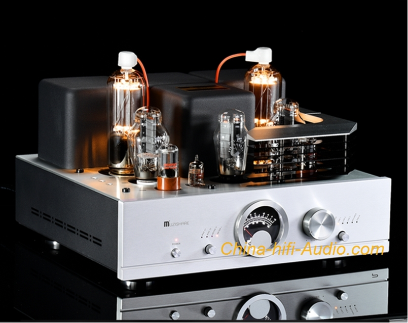 China-Hifi-Audio Presents Three Of The Best Audiophile Tube Amplifiers Brand Muzishare To The World