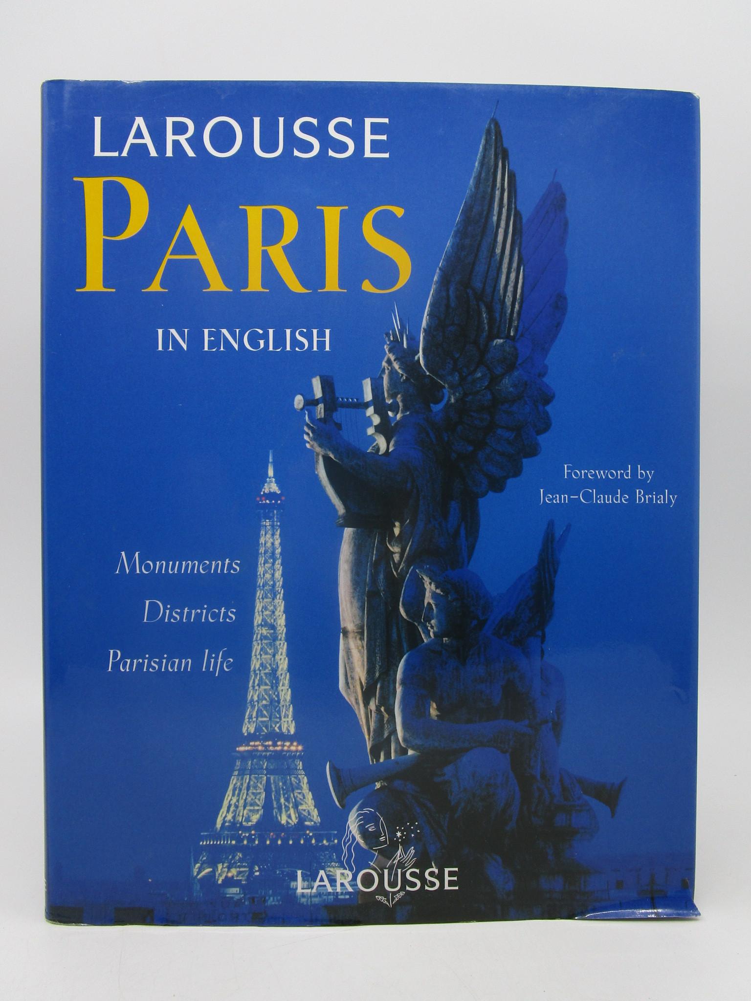 Image for Paris: Monuments, Districts, Parisian Life