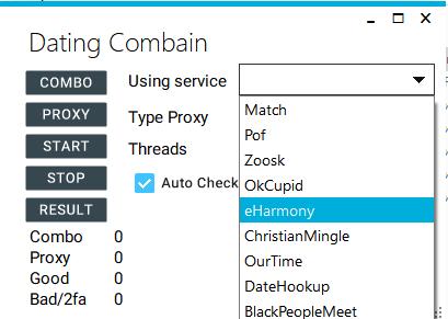 Zoosk account checker