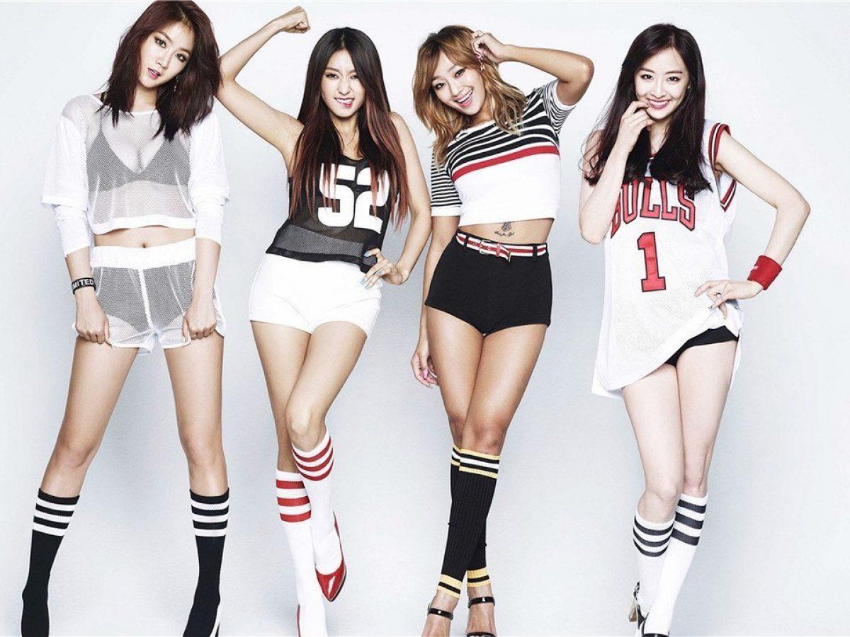 8 idol nữ có đôi chân dài nhất Kpop khiến bao người ngưỡng mộ