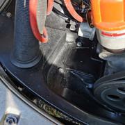 qualité poulie alternateur + limaille tôle moteur Rhdr