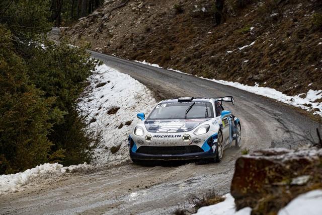 Alpine réussit son retour au Monte-Carlo 2021-Rallye-de-Monte-Carlo-16