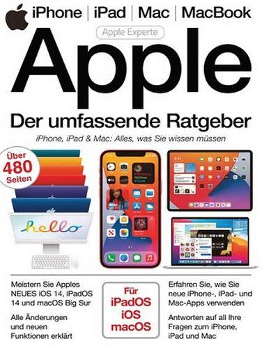 Cover: Apple Experte Magazine No 01 2021