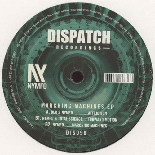 Download Nymfo - Marching Machines EP mp3