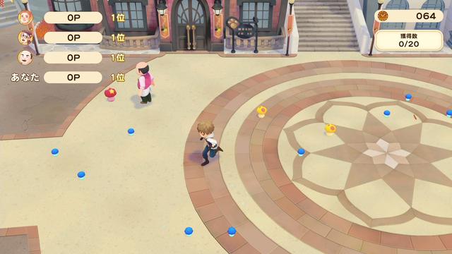 「牧場物語」系列首次在Nintendo SwitchTM平台推出全新製作的作品!  『牧場物語 橄欖鎮與希望的大地』 於今日2月25日(四)發售 044
