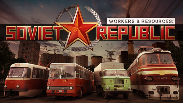 Workers & Resources: Soviet Republic v0.7.7.10