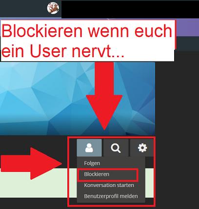 Blockieren